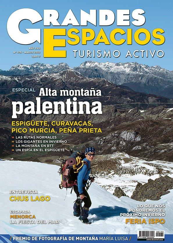 Montaña Palentina en la revista «Grandes espacios»