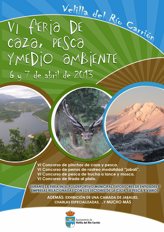 VI FERIA DE CAZA PESCA Y NATURALEZA