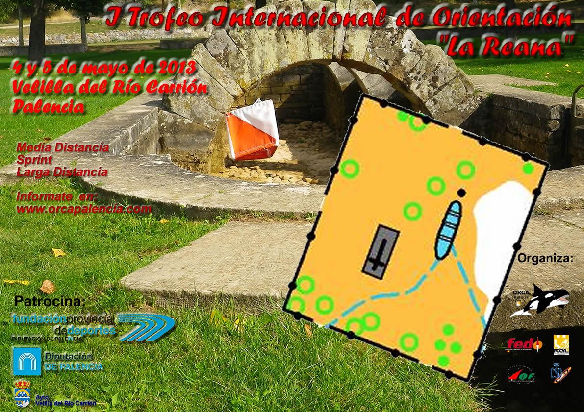 I TROFEO INTERNACIONAL DE ORIENTACIÓN «LA REANA»