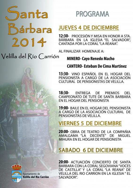 SantaBarbaraHorario2014