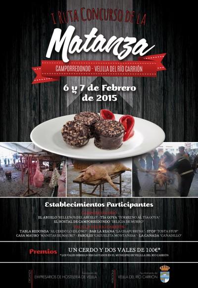 I JORNADA DE MATANZA – ¡¡¡SE SUSPENDE POR EL TEMPORAL!!!.