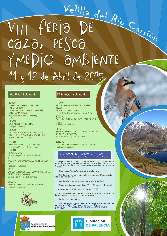VIII FERIA DE CAZA, PESCA Y MEDIO AMBIENTE