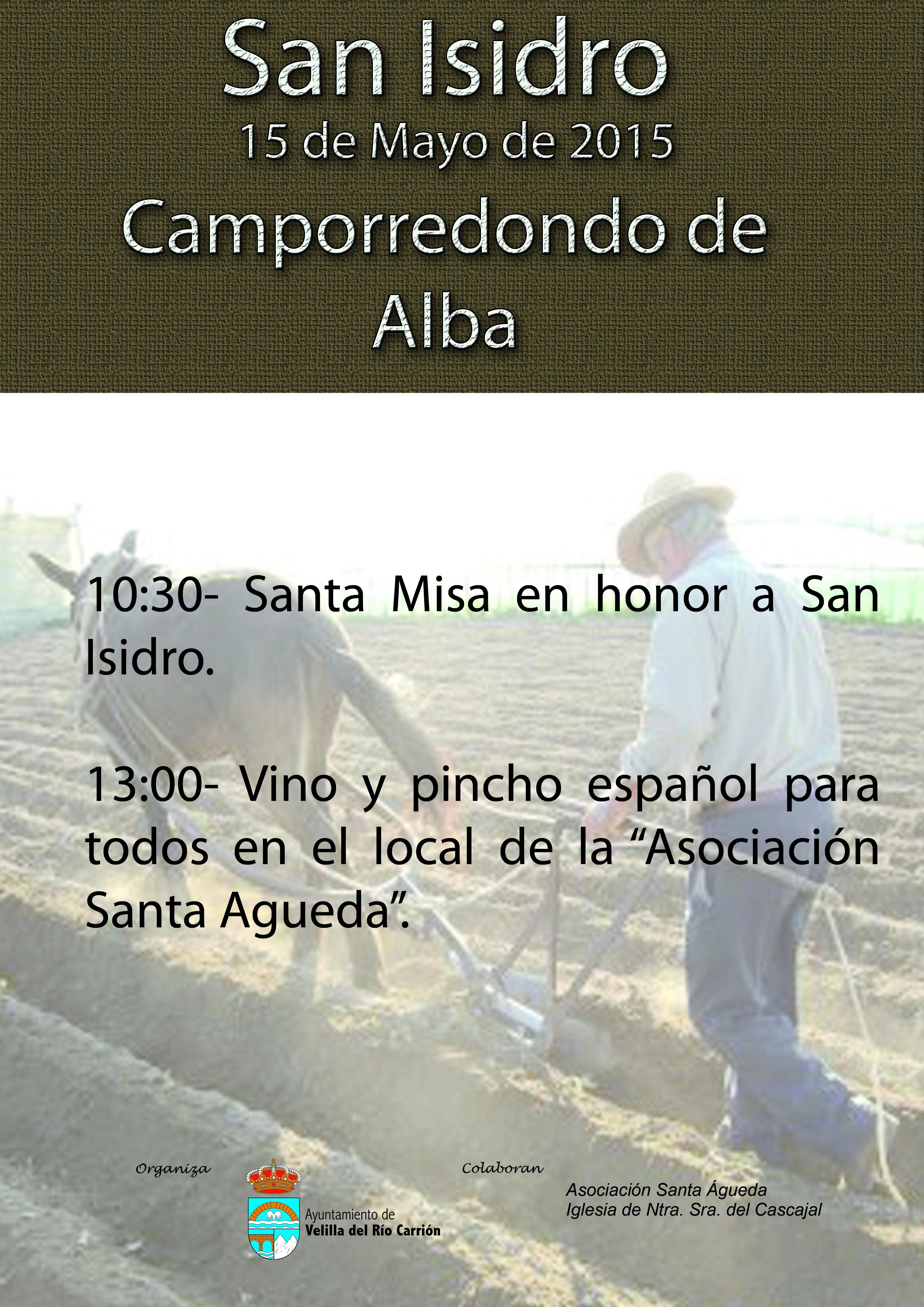 SAN ISIDRO – CAMPORREDONDO DE ALBA