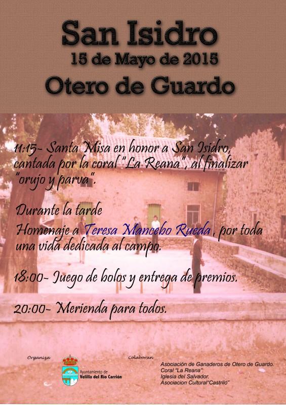 SanIsidro2015Otero