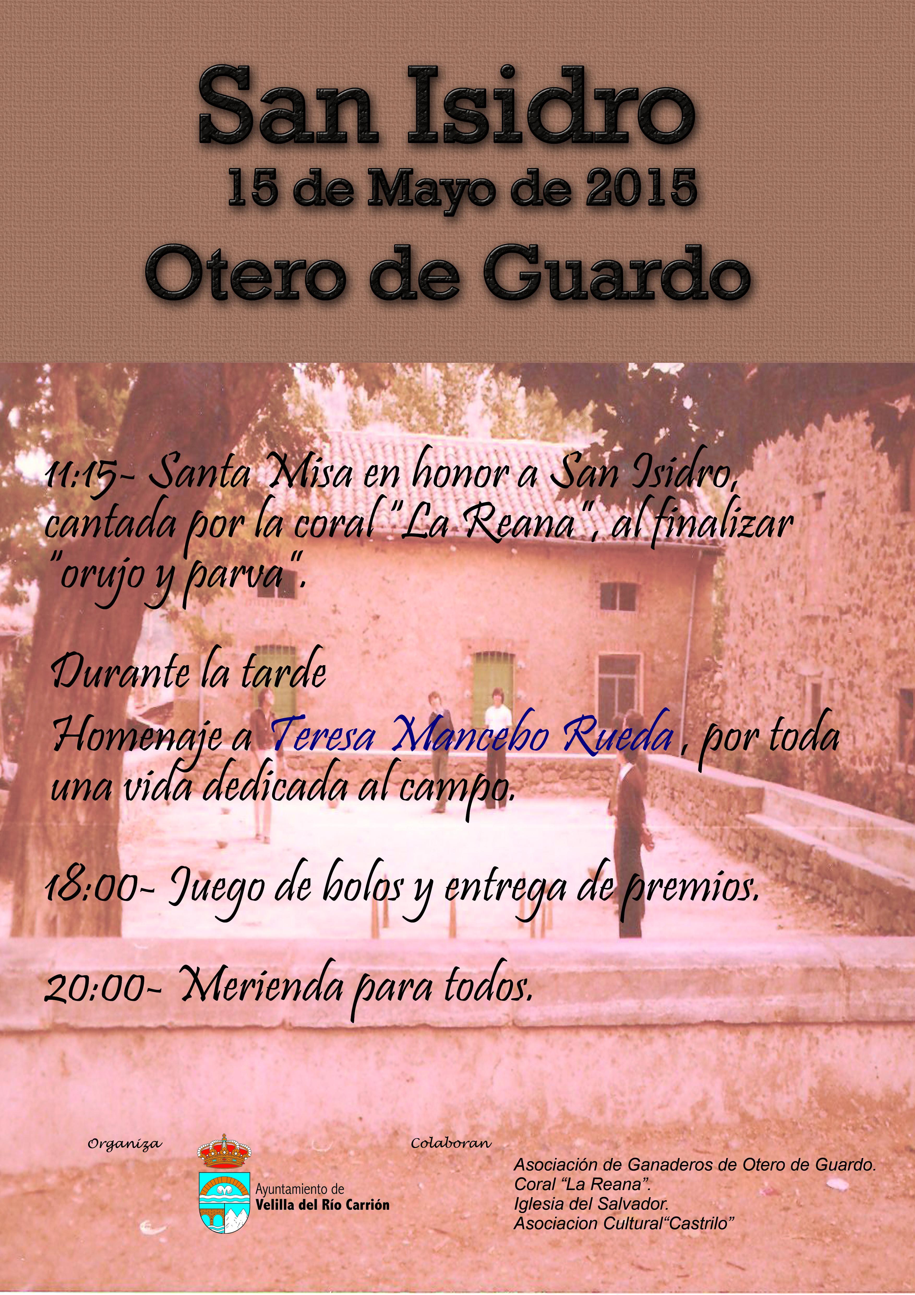 SAN ISIDRO – OTERO DE GUARDO