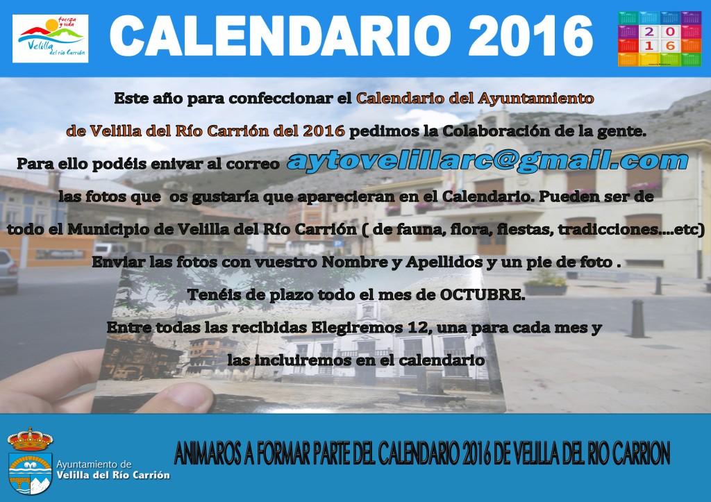 Aviso participacion Calendario 2016 Velilla del Rio Carrion 1