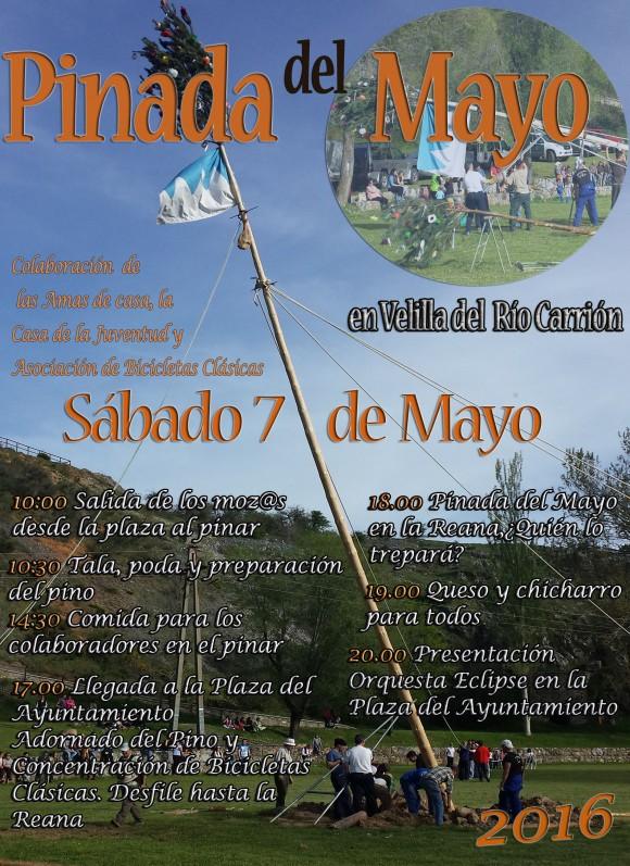 Cartel Mayo 2016