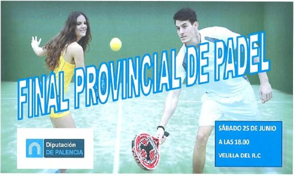Final Provincial de Padel