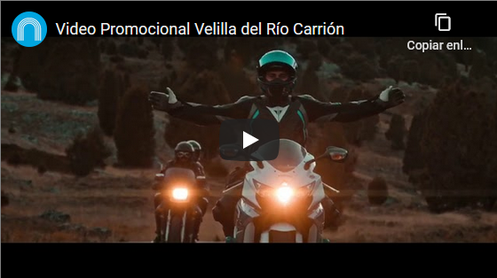 Video Promocional Velilla del Río Carrión